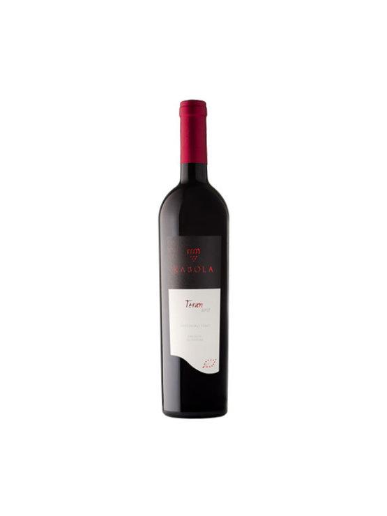Kabola vino Teran 2018. u staklenoj ambalaži od 0,75l