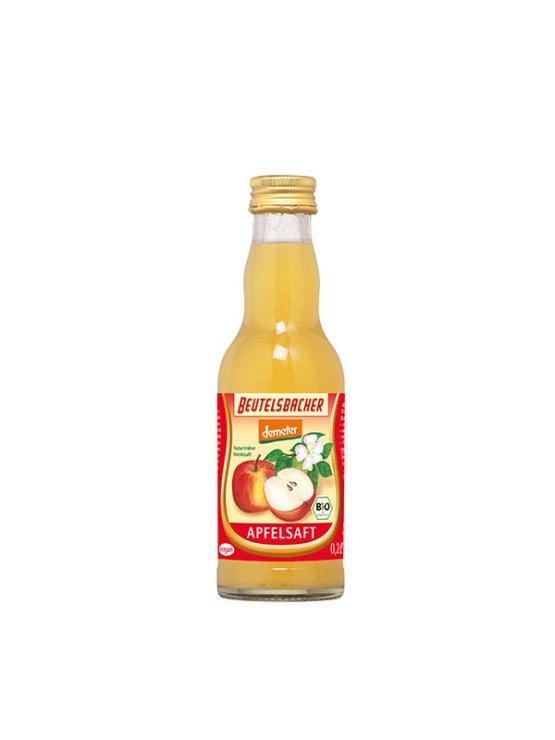Beutelsbacher organski sok od 100% jabuka u staklenoj ambalaži od 0,2l