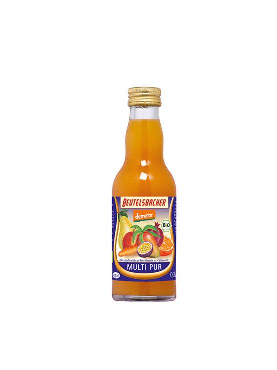 Organski Beutelsbacher multivitamin sok u staklenoj ambalaži od 0,2l