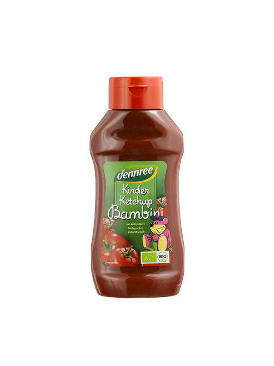 Organski Dennree dječji kečap bez granuliranog šećera u ambalaži od 500ml