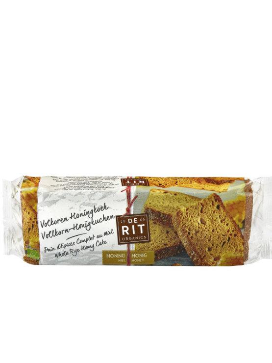 Organski De Rit kolač s medom od cjelovitih žitarica u pakiranju od 300g