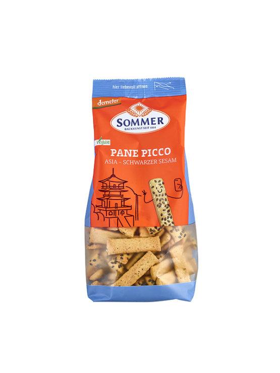 Sommer Pane Picco keksi sa crnim sezamom u pakiranju od 150g