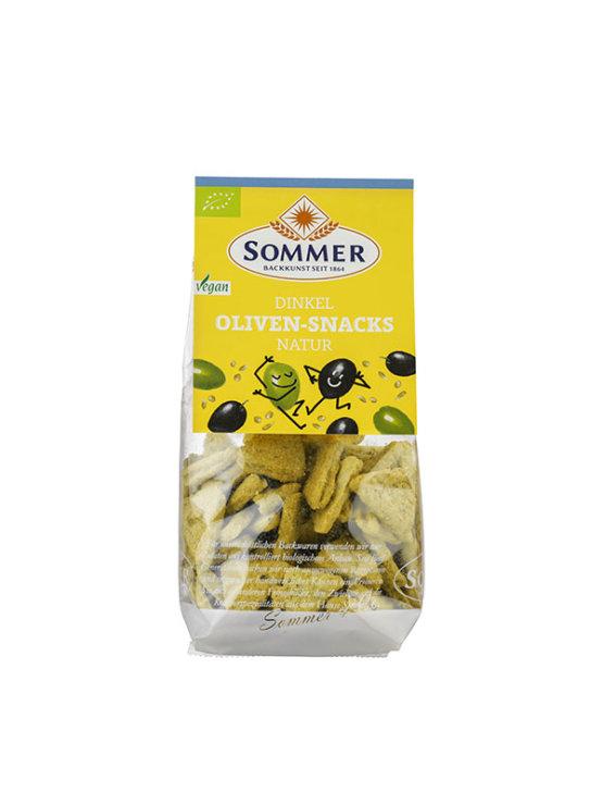 Organski Sommer Pane Picco keksi s maslinama u pakiranju od 150g