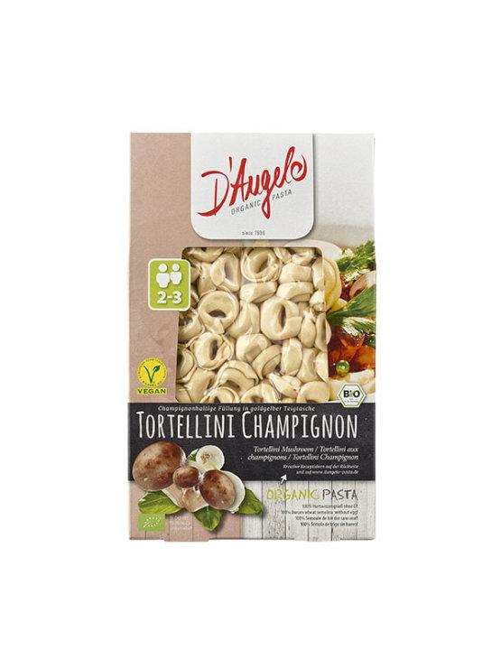 D'Angelo organski tortellini sa šampinjonima u vakumiranom pakiranju od 250g