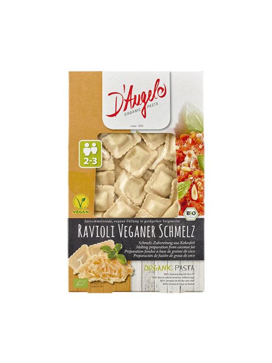 D'Angelo organski ravioli s veganskim punjenjem u pakiranju od 250g