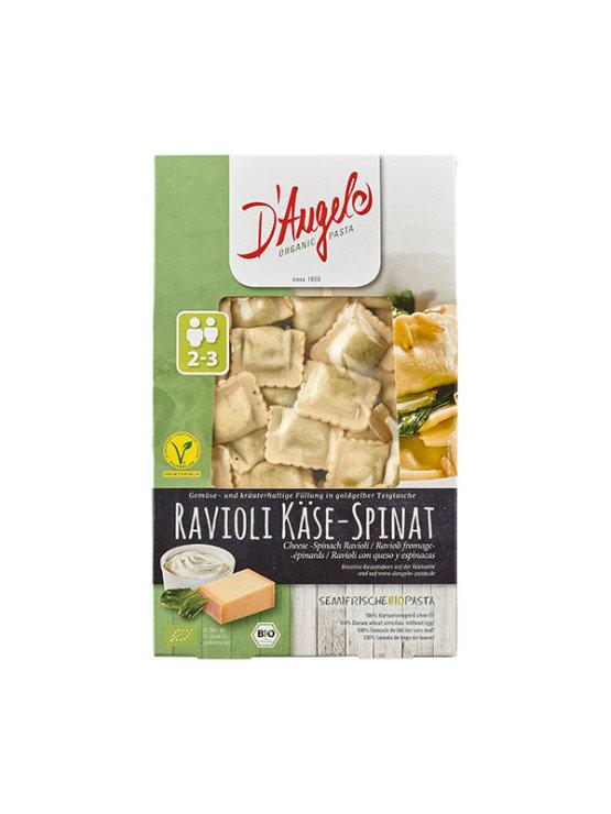 Organski D'Angelo Ravioli sa sirom i špinatom u pakiranju od 250g
