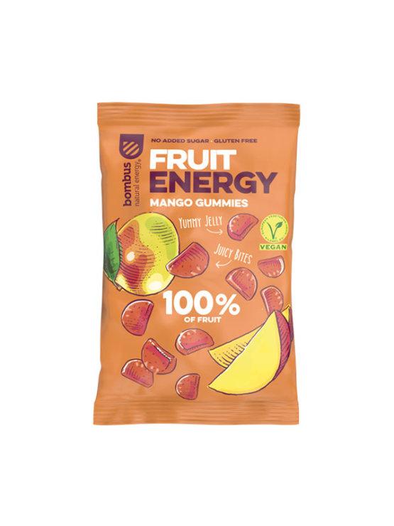 Bombus gummies voćni bomboni s okusom manga u pakiranju od 35 g