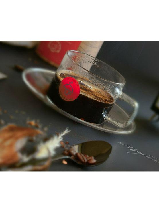 Mushroom Cups go glow instant kava obogaćena gljivama u tubastoj ambalaži od 30g