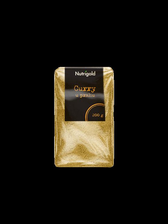 Nutrigold curry prah u prozirnoj plastičnoj ambalaži 200g
