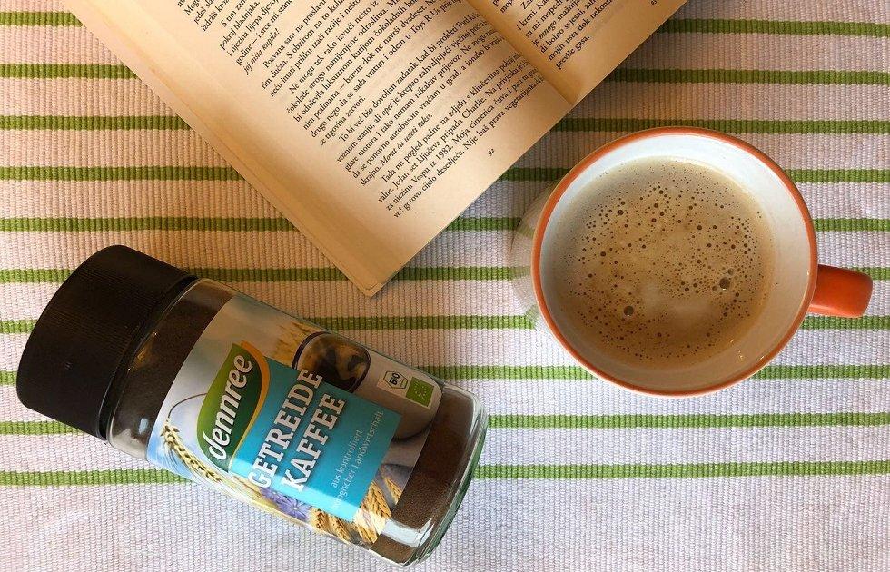 Kava od cikorije i ječma